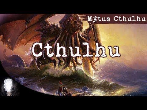 Mýtus Cthulhu 4. / Velký Cthulhu
