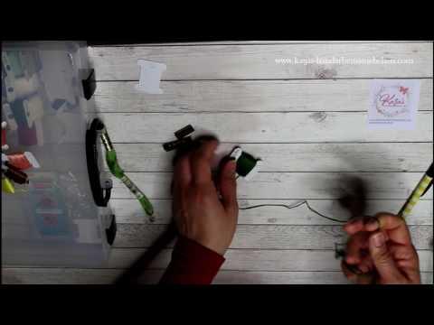 Quicktipp: Aufbewahrung Stickgarn