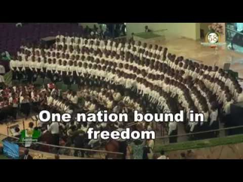 Deeper Life Youth Choir Independence song for Nigeria @58