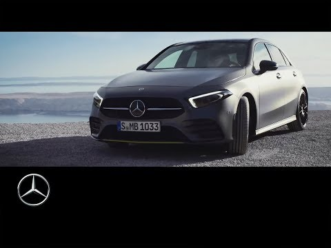 Mercedes_benz  A Class Хетчбек класса C - рекламное видео 2