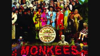 Mash Up - The Beatles with The Monkees - Last Train to Paperback Writer