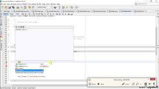NetBeans Tutorial - 12 - Pass Arguments/Variables/Data between JFrames