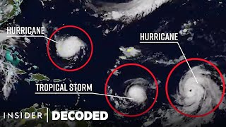 How Hurricanes Form And Why They're Getting Stronger | Decoded