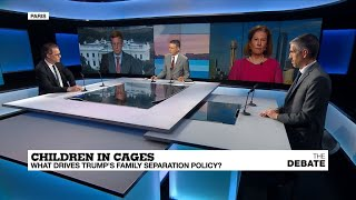 Children in cages: What drives Trump