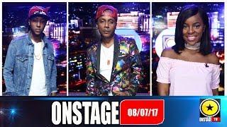 General Degree, Vershon, Khalia, Meleku - Onstage July 8 2017 (Full Show)