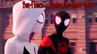 · Post Malone And Swae Lee   Sunflower | Spider Man Into The Spider Verse | Music Video