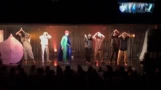 パブリックエネミー 桃太郎 日本昔話 踊ってみた 中央大学ダンスサークル Addicted2 新歓イベント glow