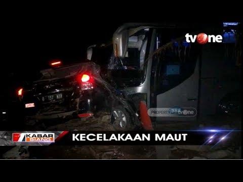 Kecelakaan Maut di Jalan Boyolali-Salatiga, 6 Orang Meninggal Dunia