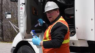 Sanitization and Cleaning of Commercial Motor Vehicles