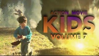 Action Movie Kids Video Special Effects Compilation