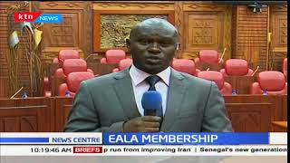 EALA membership: Parliament set to receive a list of names from opposition