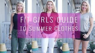 The Curvy Fit Girls Guide To Summer Clothes