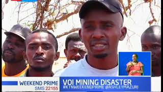 Voi Mining Disaster: Three dead in mining accident, 4 other seriously injured