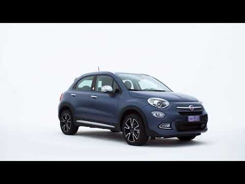 Fiat 500X Mirror – UConnect™