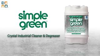 Crystal Industrial Strength Cleaner Degreaser