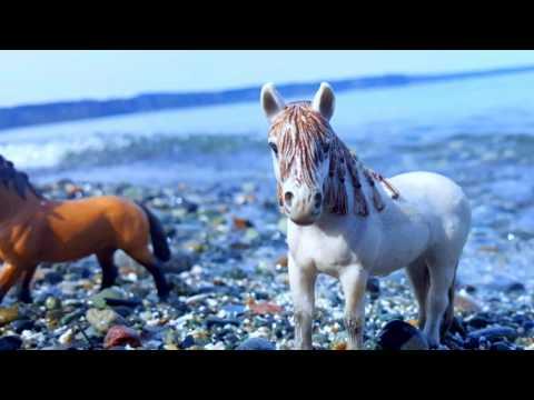 Amazing music horse video! Kristina Kashytska, schleich horse series 2018 ! revenge kids star stable