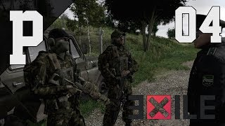 Attacking a Research Base! | Arma 3 Exile | S3 EP 03
