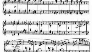 Liszt Valse oubliee No.1 (Horowitz)