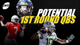 2019 Potential First Round QBs