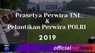 FULL LIVE STREAMING PRASPA TNI-POLRI 2019