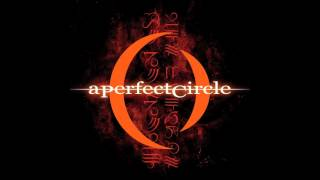 A Perfect Circle - Lovesong (The Cure Cover) // Live