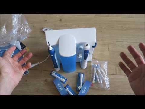 Braun Oral-B OxyJet Pro 5000 - Unpacking und App-Installation