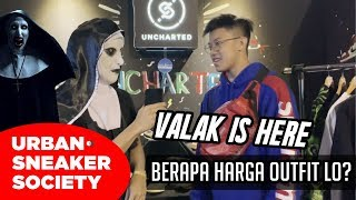Video BERAPA HARGA OUTFIT LO? PT. 4 | Urban Sneaker Society 3.0 MP3, 3GP, MP4, WEBM, AVI, FLV September 2019
