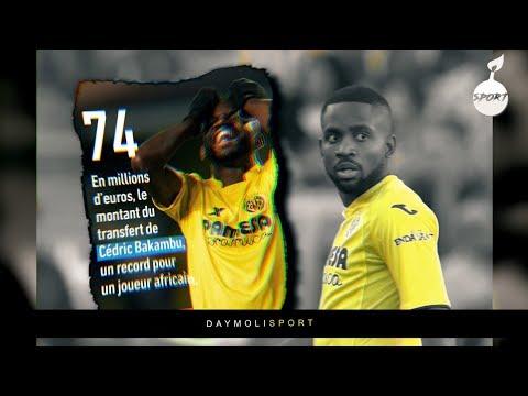 Cedric Bakambu - L' Histoire du transfert - Daymolisport #1