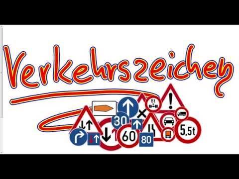 Theorie Speed-Learning: Verkehrszeichen und ihre Bedeutung (Theorieprüfung Fahrschule)