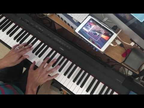 Israel houghton/Chasing Me Down/ Piano Cover