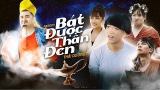 Phim ca nhạc   BẮT ĐƯỢC THẦN ĐÈN   Thái Dương - Dũng Hớn  MV Parody Nhạc Chế