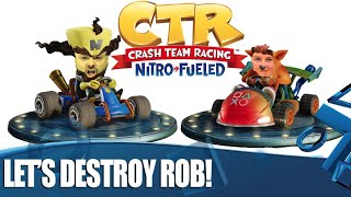 Crash Team Racing Nitro-Fueled - Let