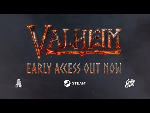 sort en early access de Valheim