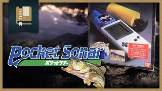 Game Boy Pocket Sonar: Find Fish w/ the Game Boy | Gaming Historian