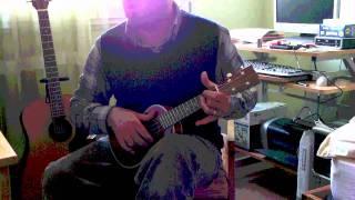 Mark Lanegan - house a home my uke version