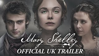 Trailer of Mary Shelley (2018)