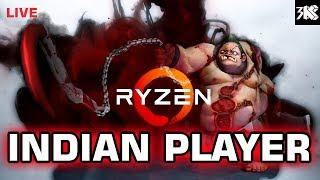 Dota 2 - Live Stream - Ranked - FaceCam Commentary - 3K - Indian