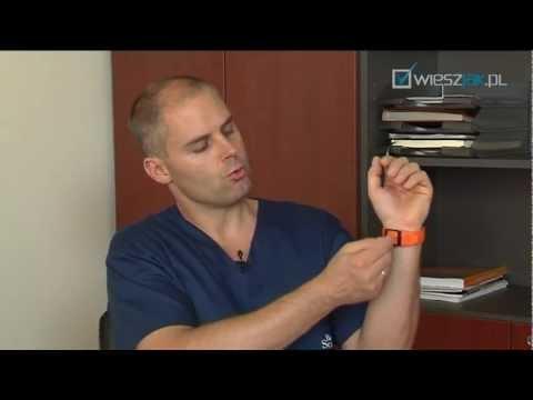 Maść z bólem mięśni