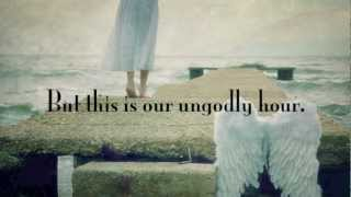 """Ungodly Hour"" by The Fray lyrics"
