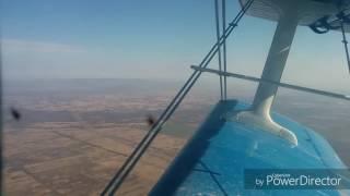 Первый полёт на кукурузнике