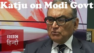 Hangout with Markandey Katju: BBC Hindi