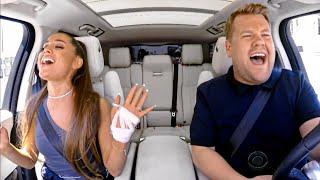 Ariana Grande Carpool Karaoke (Singing Part)