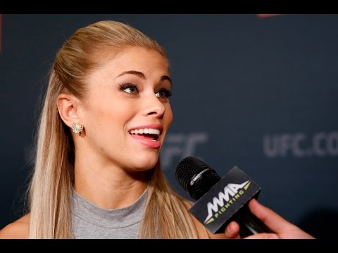 UFC 191: Paige VanZant Confirms She's No Longer Dating Cody Garbrandt