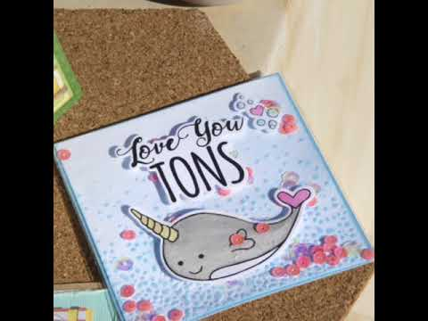 From Pineapples To Narwhals! Make Happy Happen With Jen Long | Sizzix