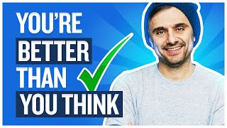 This Will Help You Find Your Self-Worth | Tea With GaryVee