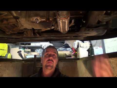 Auspuff wechseln am Opel Astra 1.6 16 V