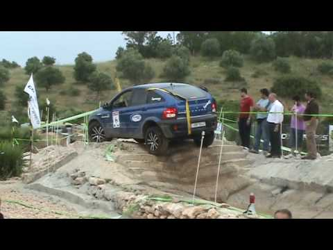 Ssangyong Actyon Trial