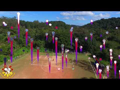 Favelacop Sobrevoando o Campo do Jardim das Palmeiras de Juquitiba