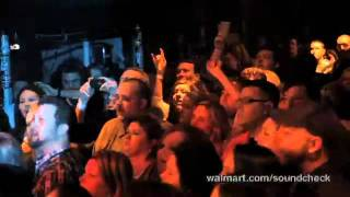 3 Doors Down-Round and Round Live at Walmart Soundcheck 4 of 7