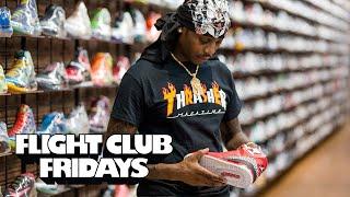"Flight Club Fridays   Flipp Dinero Performs ""Feelin Like"" Live At FCNY   Pt. 3"